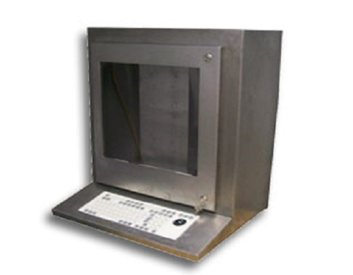 Stainless steel LCD Monitor Enclosure