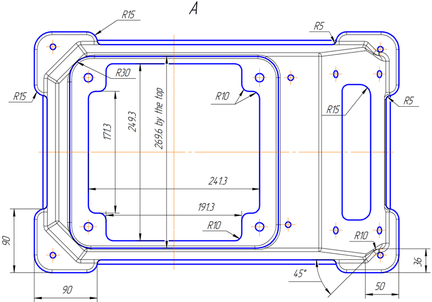 Terminal box drawing