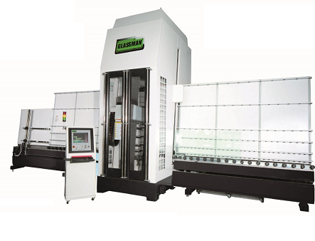 Vertical CNC Machine Enclosure