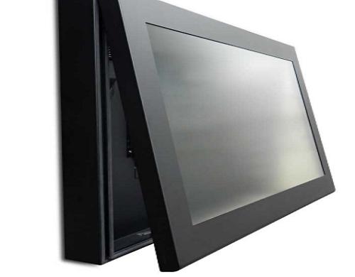 Weatherproof LCD Monitor Enclosure