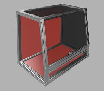 X-carve CNC Machine Enclosure