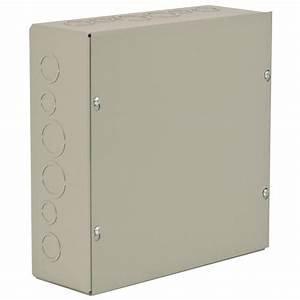 Wall Mount Carbon Steel Enclosure Nema 3r Junction Box