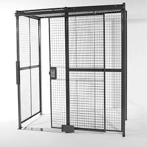 4-Sided Cage Wire Enclosures
