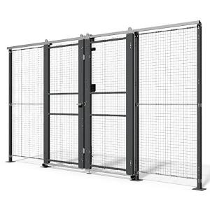 Adjustable Wire Cage Enclosures