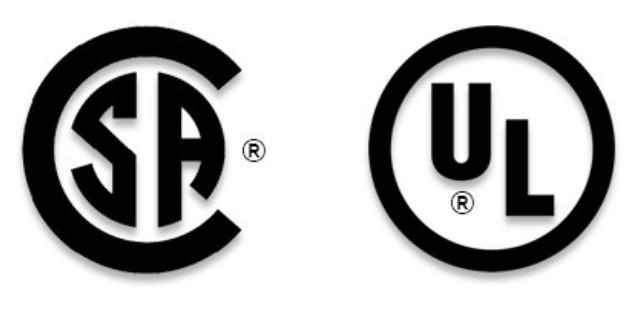 CSA and UL