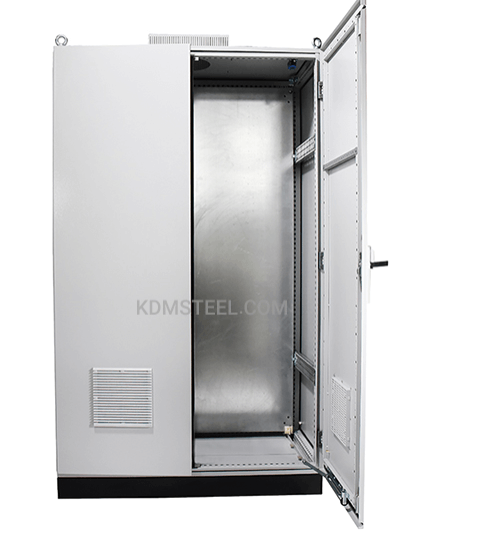 Enclosure with moisture control