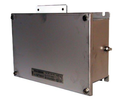 Free standing marshalling box