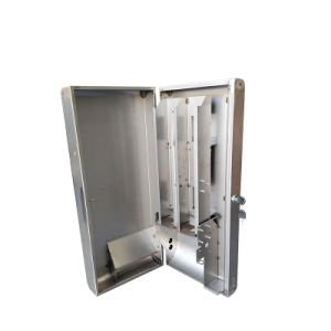 Galvanized TMV Box