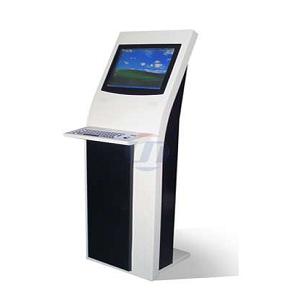 Interactive Computer Kiosk Cabinet