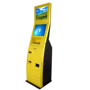 PC Computer Kiosk Cabinet
