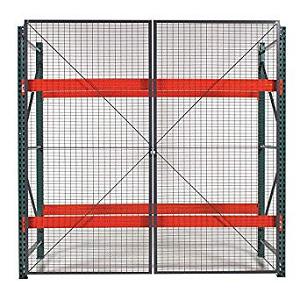 Rackback Wire Cage Enclosures