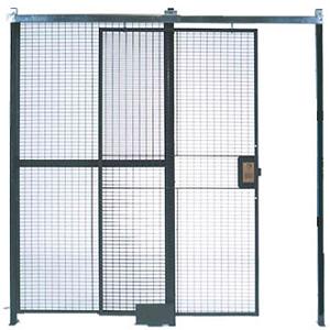 Single-Wall Wire Cage Enclosures