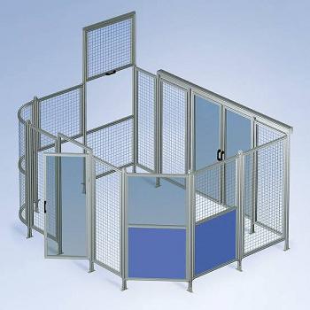 Wire Cage Enclosures