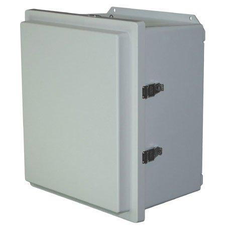 Heavy-Duty Fiberglass Weatherproof NEMA Battery Enclosure