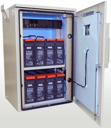 IP55 Outdoor Battery Cabinet