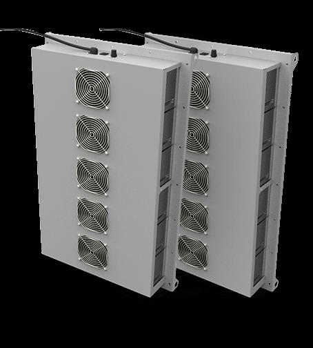 Portable Electrical Enclosure Air Conditioner