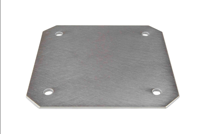 Aluminum Alloy Electrical Enclosure Backplate