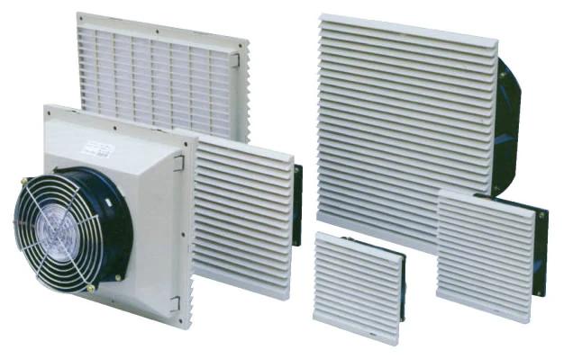 Cooling Electrical Enclosure Fans