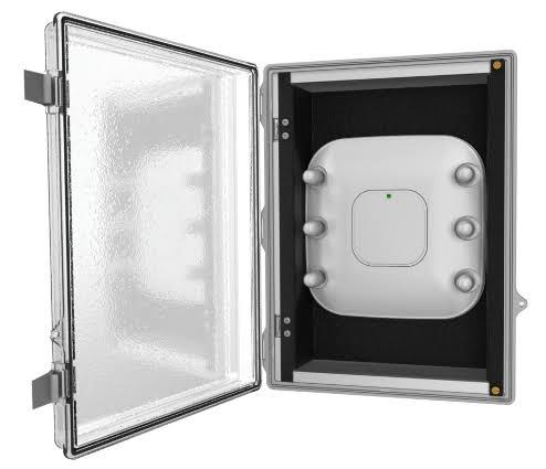 Polycarbonate NEMA 4 Wireless Enclosure