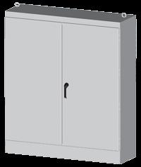 Type 3R NEMA Battery Enclosure