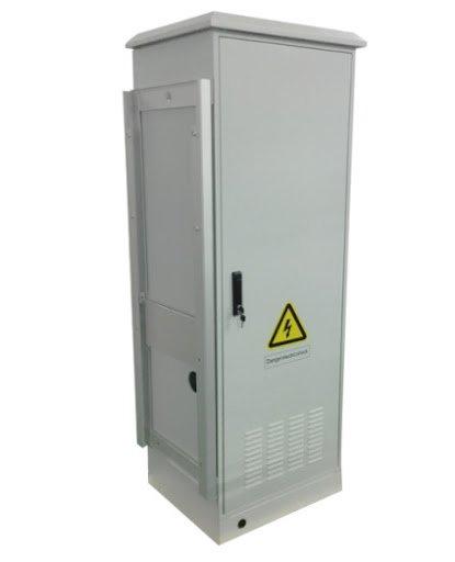 High-Security Waterproof IP55 Outdoor Battery Cabinet