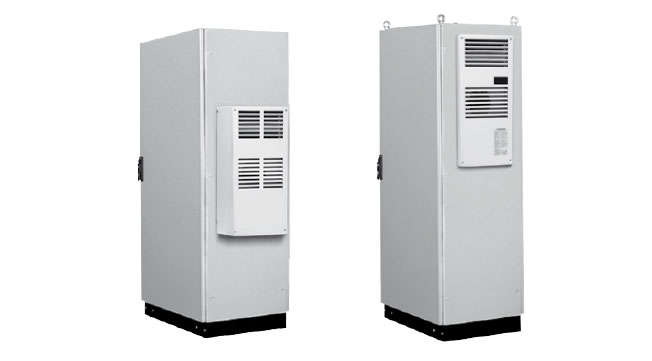 Air Cooling Indoor IP54 Electrical Enclosure Fans