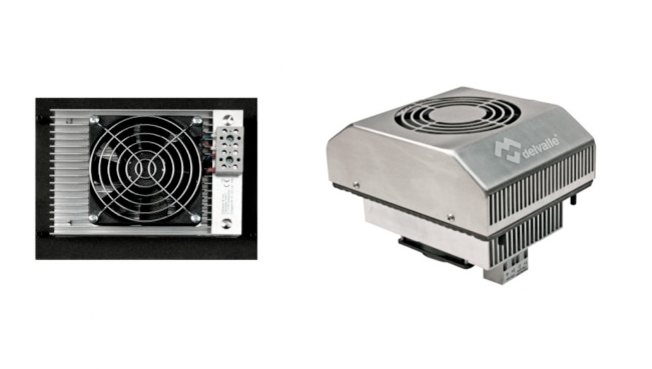 Thermoelectric Cooler Cooling IP67 Electrical Enclosure Fans