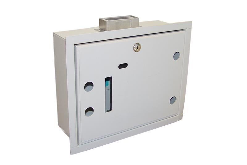 Wireless Access Point with Faceplate Wireless Enclosure