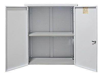 With Locking Door 3R NEMA Battery Enclosure