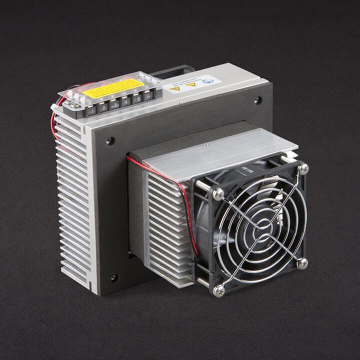Small Electrical Enclosure Cooling System