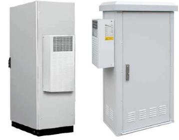 Aluminum Electrical Enclosure Air Conditioner