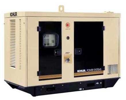 Custom generator enclosure