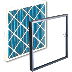 Electrical Enclosure Air Filters Frames