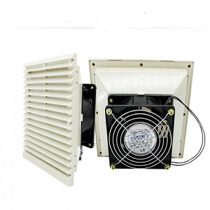 Electrical Enclosure Air Filters Grill Louvers Blower