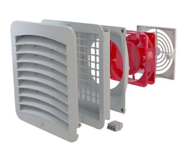 Electrical Enclosure Fans