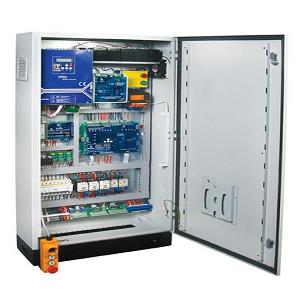 Elevator Hydraulic Control Panel