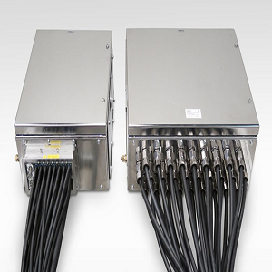 Enclosure Multi-cable Entry System