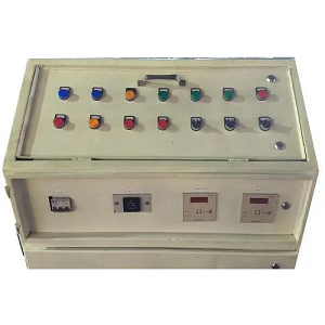 Hydraulic Oil Filter Control panel