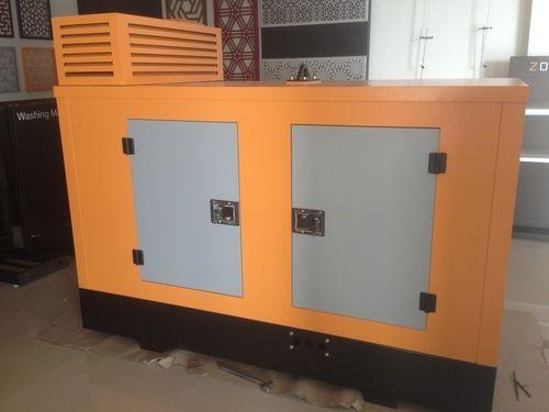 Lockable generator