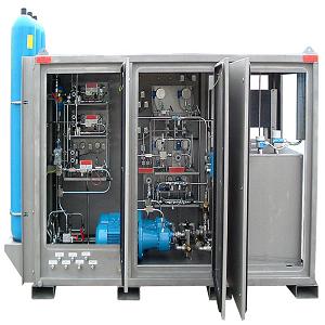 Low voltage Hydraulic Control Panel
