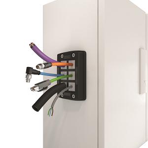 Versatile Enclosure Cable Entry