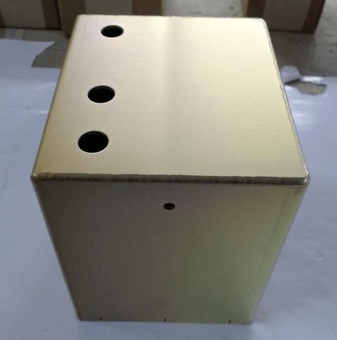 Alodine coating