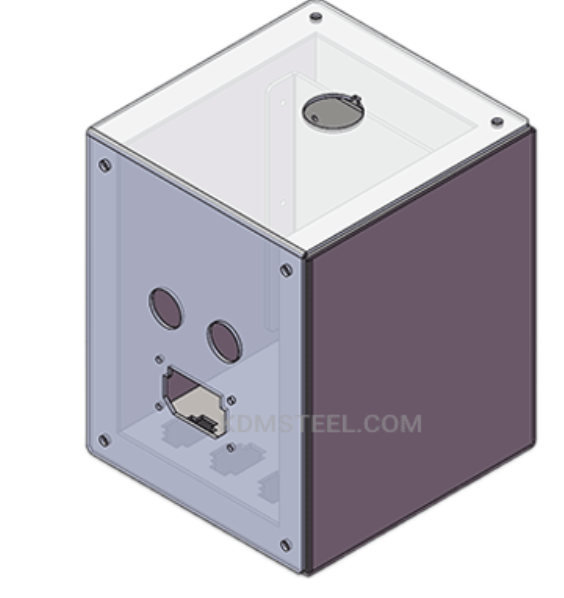 Custom 4X enclosure