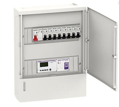 Control cabinet enclosure