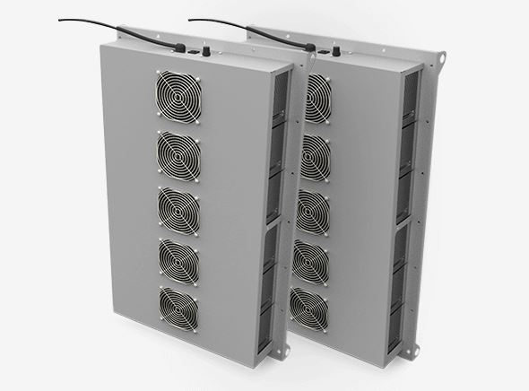 Electrical enclosure cooling system