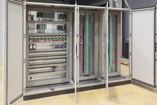 Control-cabinet-enclosure
