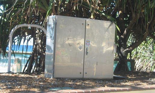 Roadside electrical enclosure