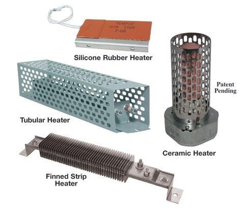 Roadside cabinet heater