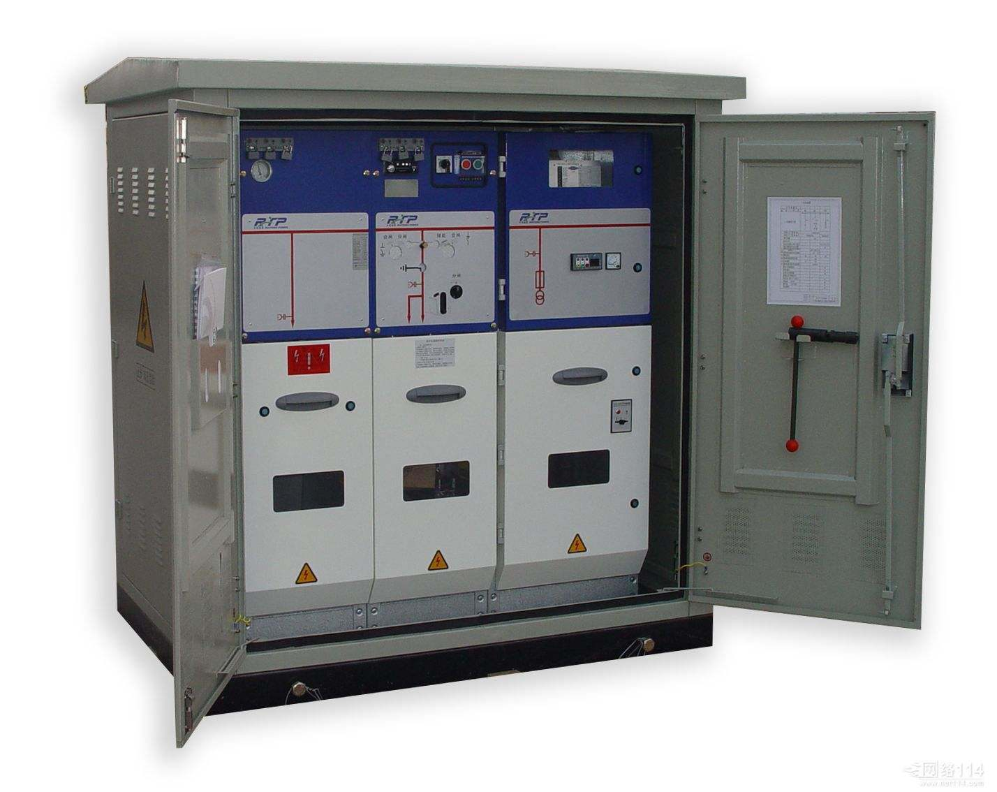 Insulated electrical enclosure
