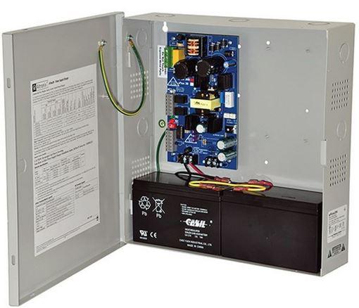 NEMA power supply enclosure